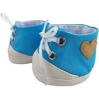 テディベア通販アリス ジェラトーニ コスチューム スニーカー 靴 水色