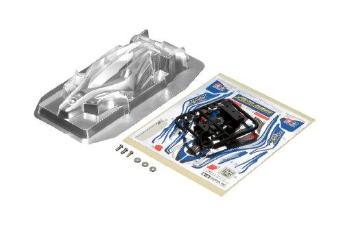 タミヤ グレードアップパーツシリーズ No.466 GP.466 エアロ アバンテ クリヤーボディセット 15466