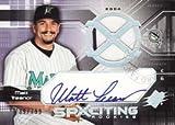 マット トレナー/Matt Treanor 2004 SPx SPxciting Rookies Autograph Jersey 799枚限定!