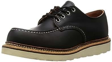 [レッドウィングシューズ] RED WING SHOES ブーツ ワークオックスフォード 8106 BLACK(Black/7)