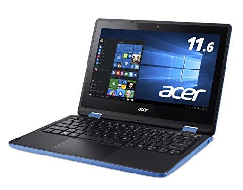 Acer ノートパソコン Aspire R3-131T-A14D/B Windows10 Home 64bit/11.6インチ/360度ヒンジ