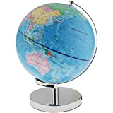 Flameer 3-in-1 LED World Globe Constellation Nightlight Map Earth Globe with Stand