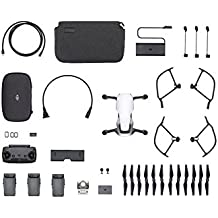 DJI Mavic Air Drone Arctic White Fly More Combo