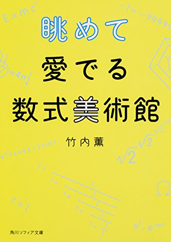 眺めて愛でる数式美術館 (角川ソフィア文庫)