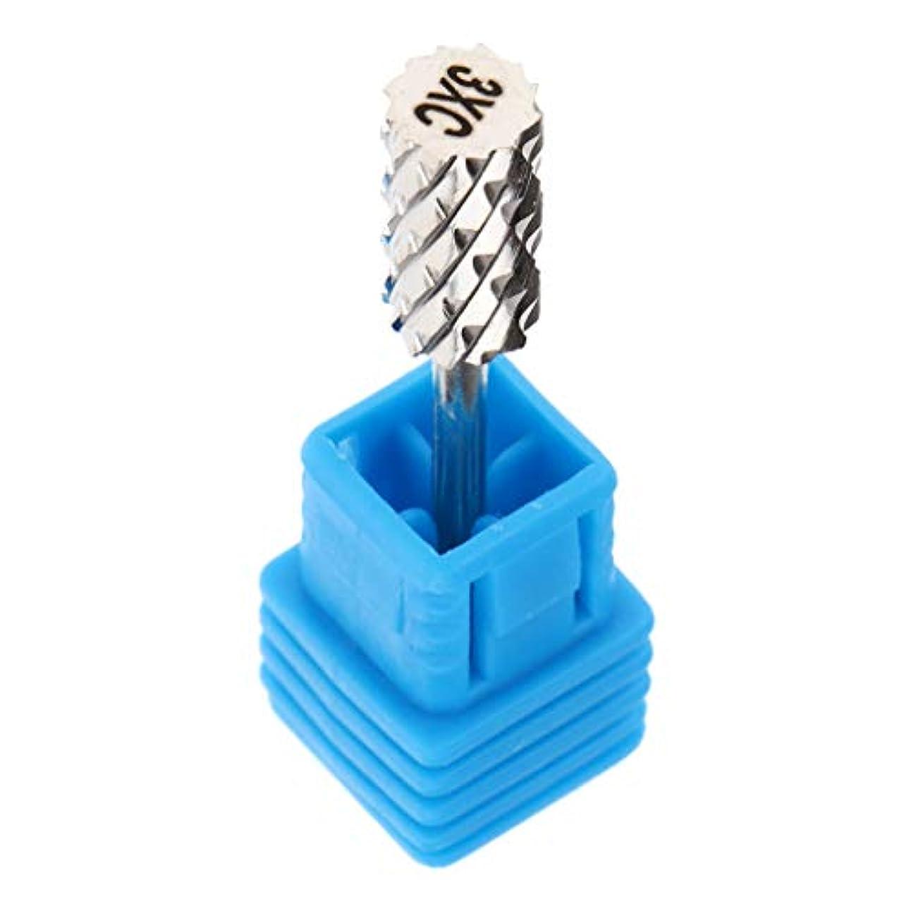 獣要塞囚人CUTICATE 電気ネイルマシン ネイルドリルビット 研磨ヘッド ネイルサロン 爪やすり 全6選択 - 06