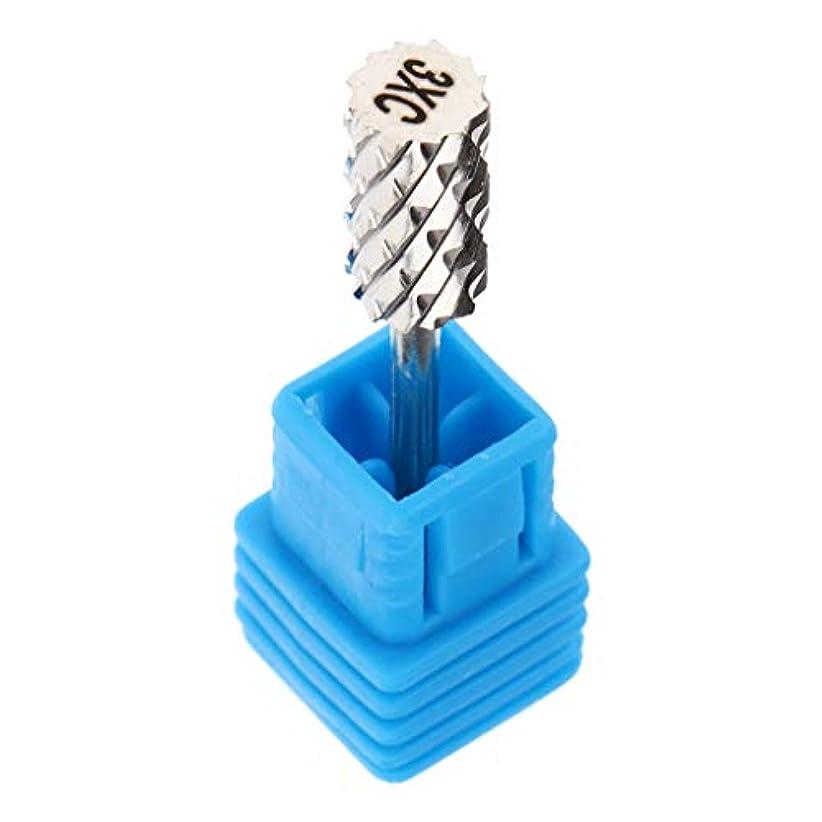 モルヒネ消費者ちっちゃいCUTICATE 電気ネイルマシン ネイルドリルビット 研磨ヘッド ネイルサロン 爪やすり 全6選択 - 06