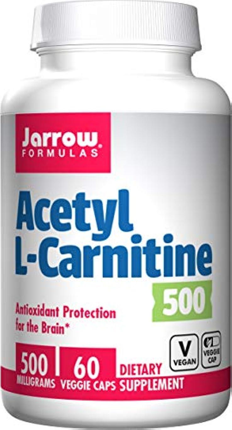 効能ある伸ばす群衆アセチルL‐カルニチン(500mg) 60カプセル 海外直送品