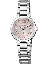 [シチズン]CITIZEN 腕時計 xC クロスシー TITANIA LINE MINISOL チタニアラインミニソル Eco-Drive電波 エコ・ドライブ電波  ES8080-68A レディース