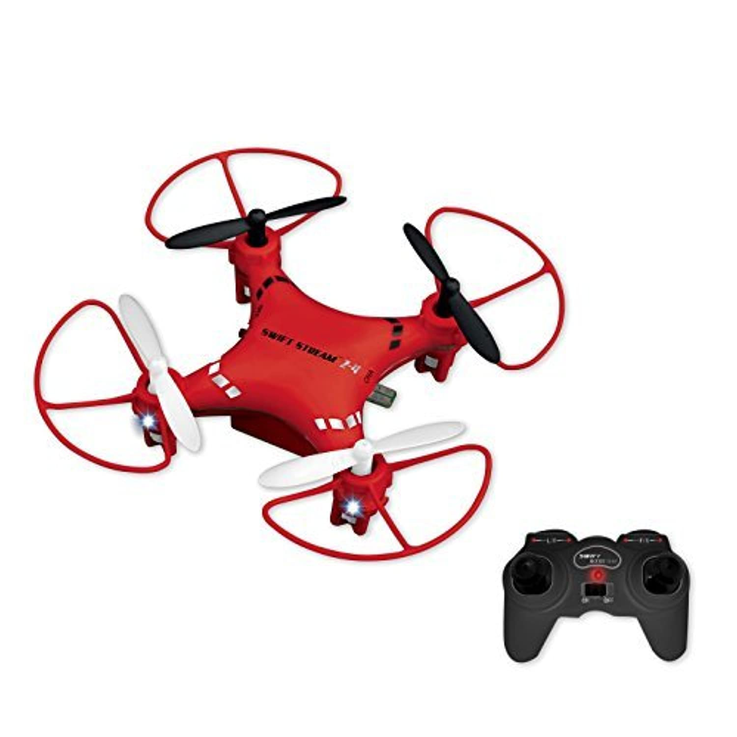 Swift Stream Z-4 Mini Drone, Red [並行輸入品]