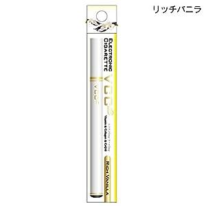 ヒロ・コーポレーション エレクトロニック シガレット VCCリッチバニラ (HZ-ECVC001RV)