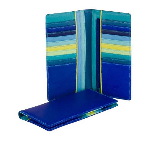 mywalit マイウォリット 2つ折りウォレット 財布 長サイフ サイフ カードケース クレジットカードケース メンズ レディース 二つ折り 革 レザー MY213 シースケープ