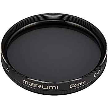 MARUMI カメラ用 フィルター C-PL52mm 偏光フィルター 202077