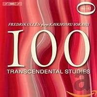 ソラブジ:100の超絶技巧練習曲より第44-62番 (Sorabji : 100 Transcendental Studies No.44-62 / Fredrik Ullen)