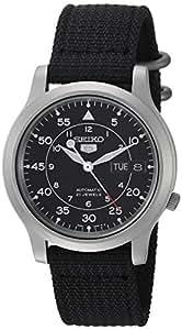 [セイコーインポート] SEIKO import 腕時計 海外モデル SNK809K2 ブラック メンズ [逆輸入品] 簡易パッケージ品