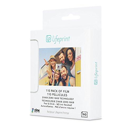 LifePrint Photo Paper - Sticky Back 11...