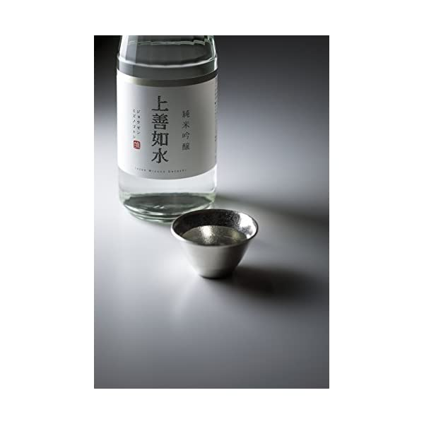 白瀧酒造 上善如水 純米吟醸 瓶 720ml ...の紹介画像4