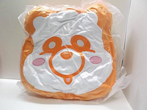 AAA えーパンダ もっちりフェイスクッション1 オレンジ...