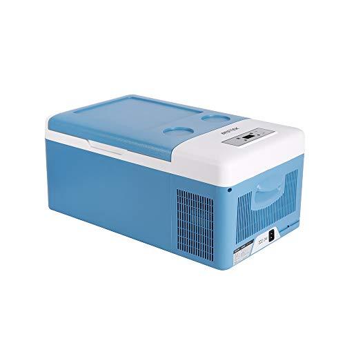 BESTEK 車載用 冷蔵冷凍庫 AC DC 2電源式 15...