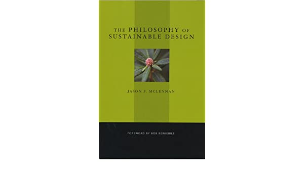 amazon the philosophy of sustainable design the future of