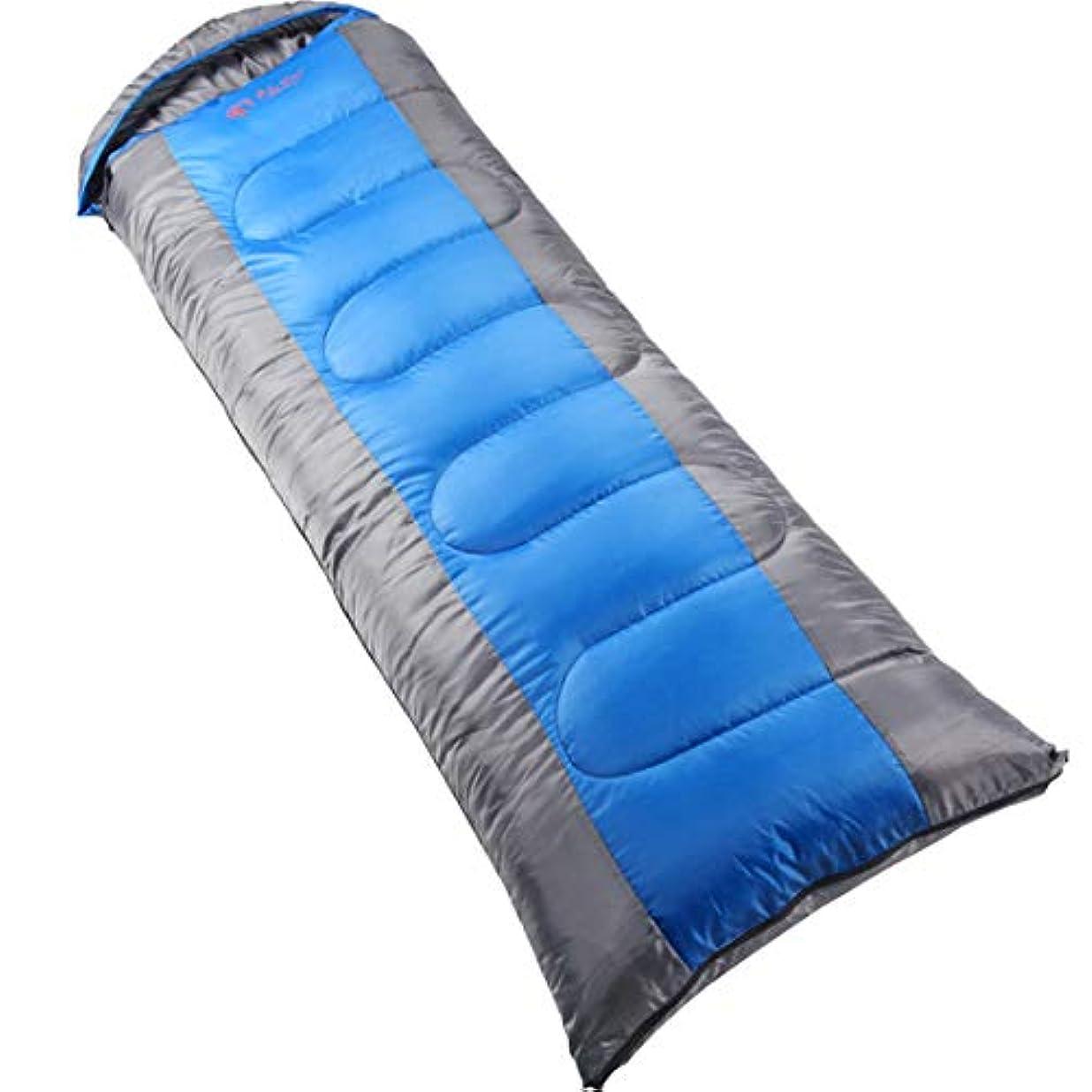 リール配送特異性ノウ建材貿易 屋外の秋と冬の寝袋/寝袋。