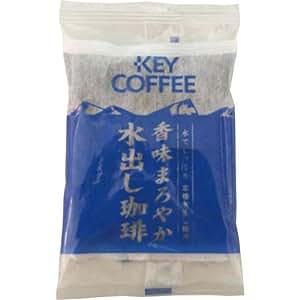 キーコーヒー 香味まろやか水出し珈琲 30バッグ