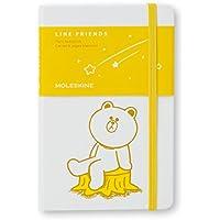 モレスキン ノート 限定版 ライン ハードカバー 無地 ポケット ホワイト LELNQP012A