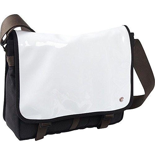 (トーケン) TOKEN メンズ バッグ ショルダーバッグ Metropolitan Enamel DJ Bag (M) 並行輸入品