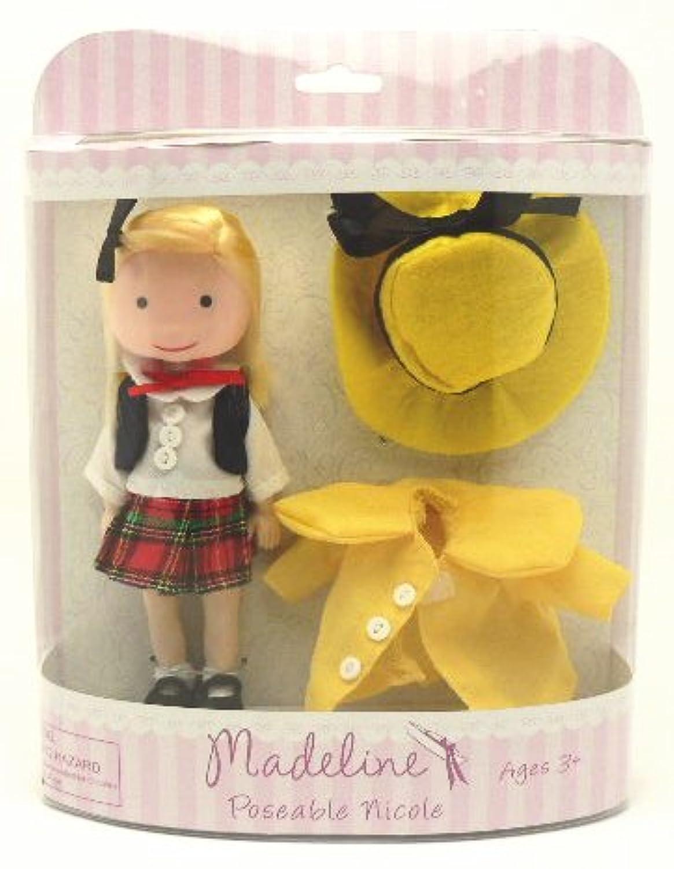 ニコル ポーザブルドールセット 着せ替え人形 madeline