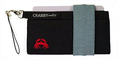 Crabby Wallet V2 スポーティゴム版 グレー