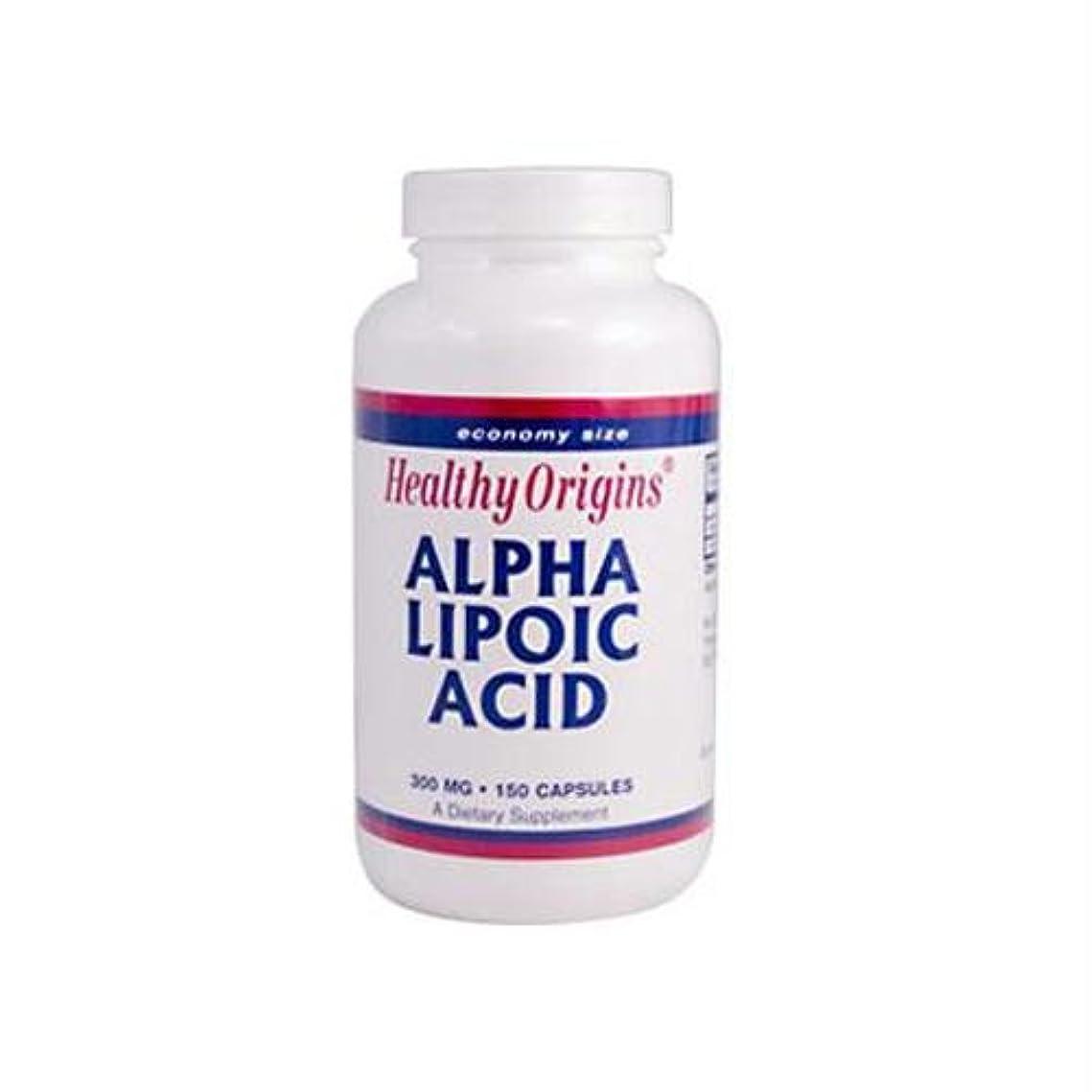 かご腐敗キャメルHealthy Origins / ヘルシーオリジン / Healthy Origins Alpha Lipoic Acid - 300 Mg - 150 Caps