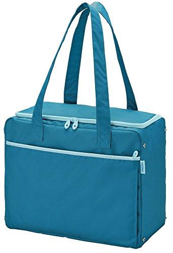 サーモス 保冷ショッピングバッグ 22L ブルー RED-022 BL