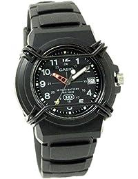 カシオ CASIO QUARTZ クオーツ メンズ 腕時計 HDA-600B-1B ブラック[並行輸入品]
