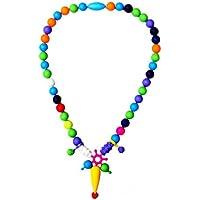 【ノーブランド品】DIY工芸 ビーズおもちゃ ネックレス ブレスレット 教育玩具 創造力を養う 贈り物