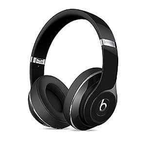 【国内正規品】Beats by Dr.Dre Studio Wireless 密閉型ワイヤレスヘッドホン ノイズキャンセリング Bluetooth対応 グロスブラック MP1F2PA/A