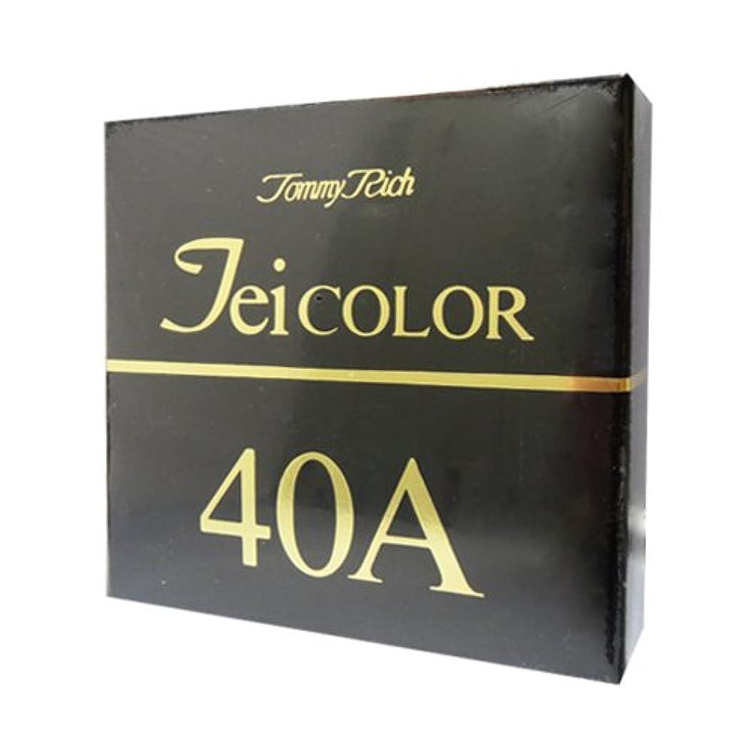 引き出すつかの間混合トミーリッチ TEIカラー 40A(普通肌用)