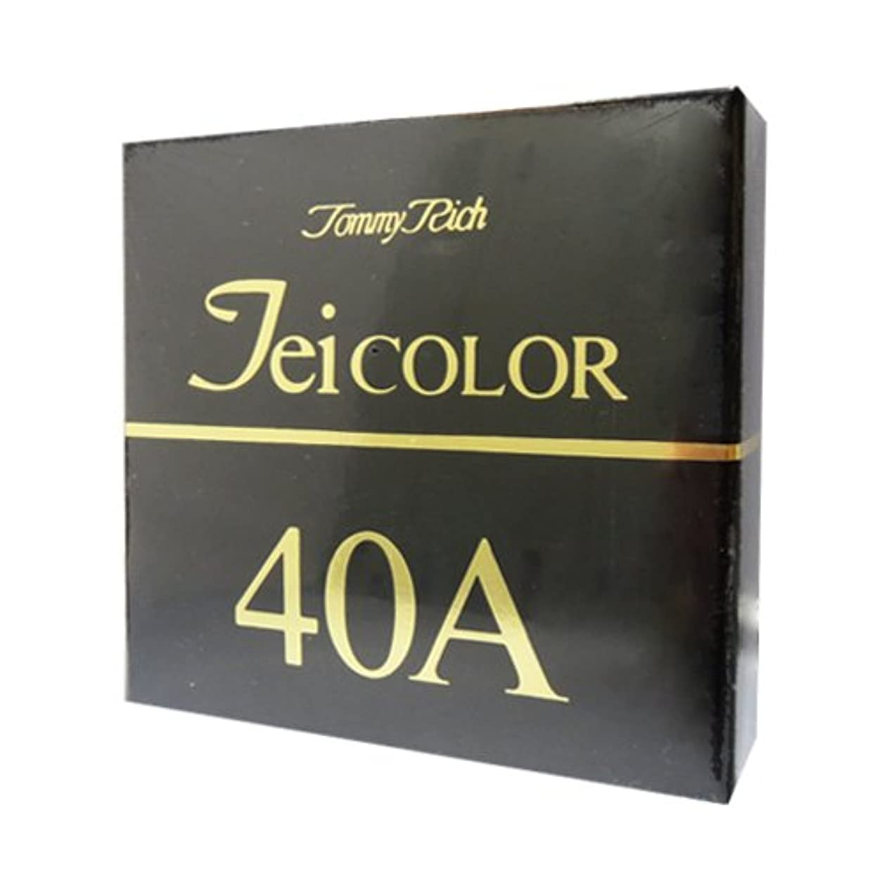 普通のではごきげんよう公トミーリッチ TEIカラー 40A(普通肌用)