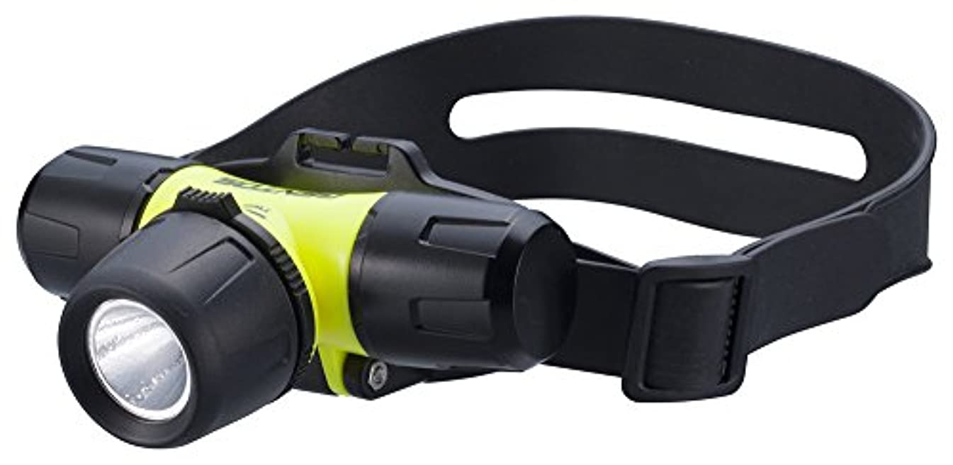 ハードウェアトランクライブラリどちらもGENTOS(ジェントス) LED ダイビング ヘッドライト 【明るさ200ルーメン/実用点灯4時間/25m防水】 単4形電池4本使用 SR-244DH ANSI規格準拠