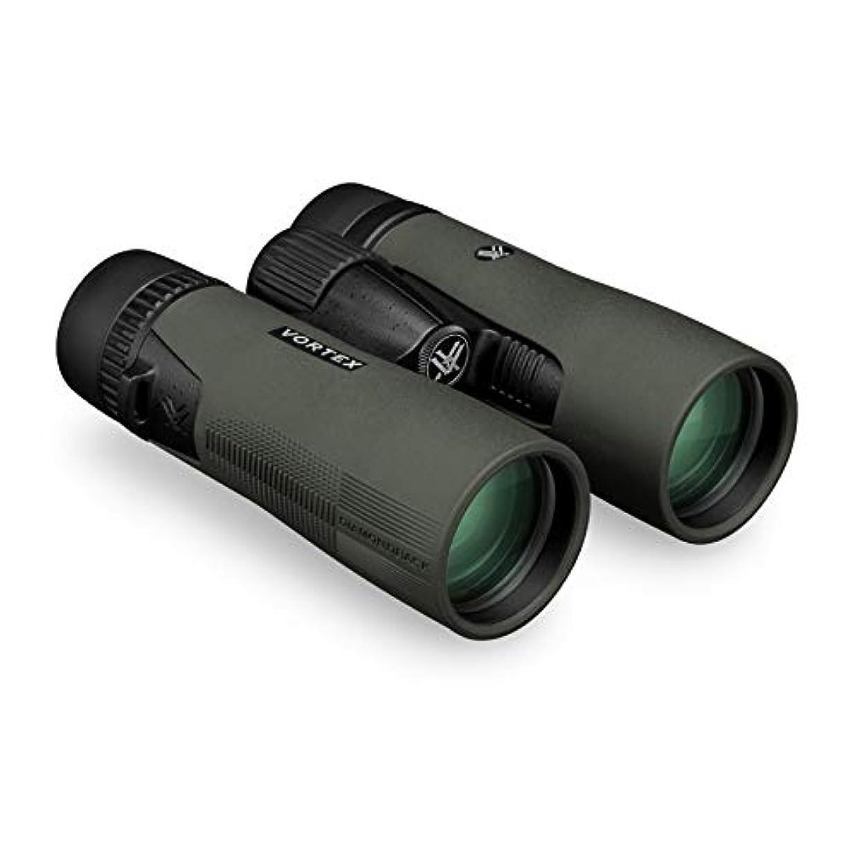 スリル空フィードバック[Vortex Optics] [高倍率 双眼鏡 フリーフォーカス 望遠鏡 ダイアモンドバック Diamondback Roof Prism Binoculars] (並行輸入品)