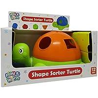 Play & Learn Shape Sorter Turtle