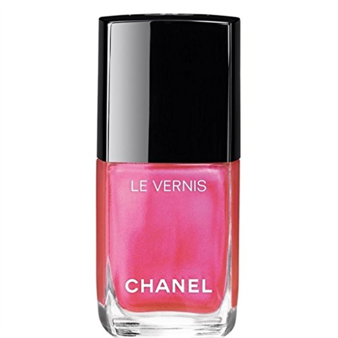 めんどり心のこもった強制CHANEL シャネル LE VERNIS ヴェルニ ロング トゥニュ 2016年クリスマス限定カラー (544 - HYPERROSE GLASS - ハイパーローズ グラス)
