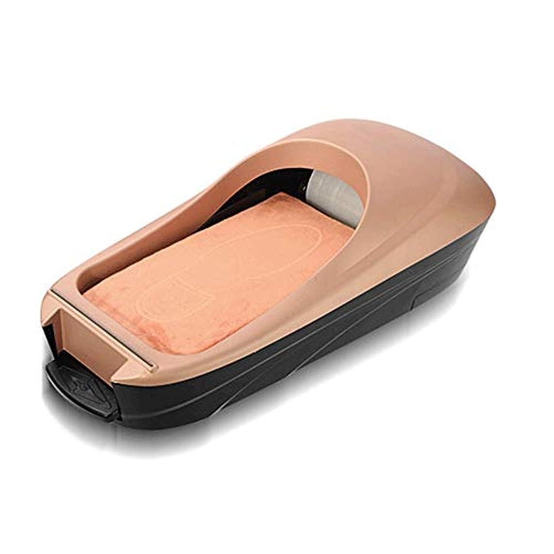 インテリア正直フクロウ靴カバーマシンフィルムマシンリビングルームホーム自動ワンタイムインテリジェントフットカバーマシン新しい靴フィルム