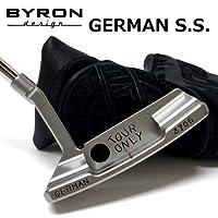 【新品・即納】BYRON DESIGN German S.S. (GSS) パター アンサー2 370G ツアーオンリー 黒刻印×赤ライン 34インチ仕様