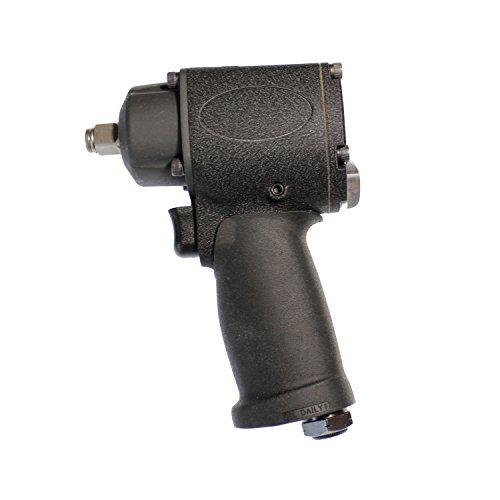 【Amzon.co.jp限定】a-KOGU エアーインパクトレンチ 12.7mm角 ツインハンマー アルミエアレギュレーター付き