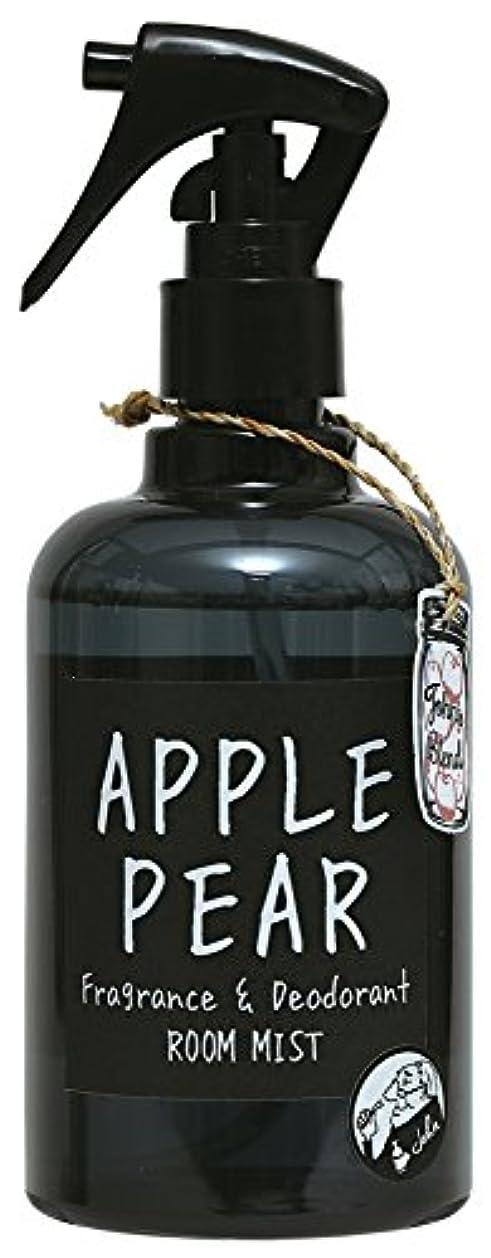 童謡先に追加ノルコーポレーション John's Blend ルームフレグランス ルームミスト 消臭成分配合 OA-JON-2-4 スプレー?ミスト アップルペアーの香り 280ml