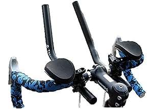 エアロバー ロードバイク クロスバイク用