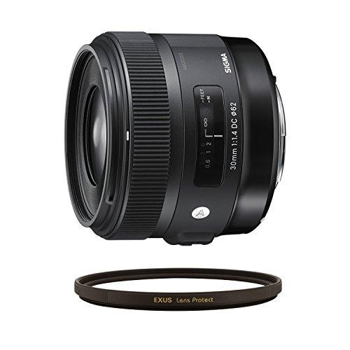 SIGMA 単焦点標準レンズ Art 30mm F1.4 DC HSM ペンタックス用 APS-Cサイズ + MARUMI レンズフィルター セット