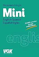 Diccionario mini English-Spanish, español-inglés