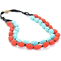 Chewbeads Astor Necklace - Cherry Red [並行輸入品]