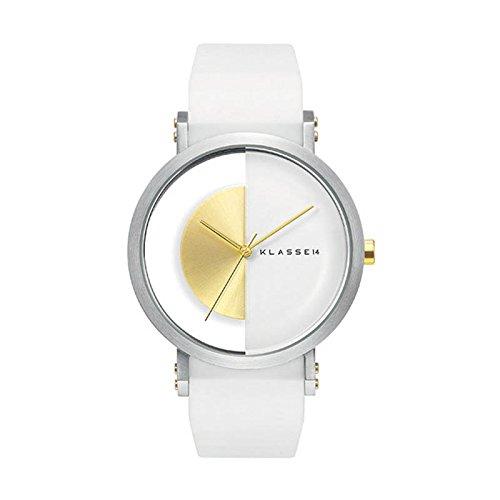 [クラス14]KLASSE14 腕時計 JT(Jane Tang)×KLASSE14 imperfect arch White IM15SR004M(一部透過) 41mm【正規輸入品】