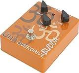【 並行輸入品 】 Budda OM Overdrive エレキギター エフェクトペダル